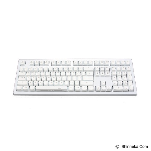 DUCKY DKSH1408 Shine 4 Brown [DKSH1408SD-BUSALWWBR1] - White - Gaming Keyboard